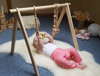 Gymnastiek voor baby en peuter