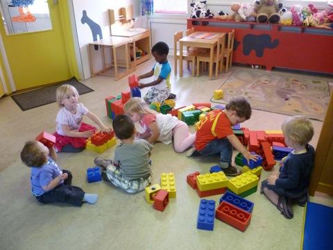Structuur, activiteiten, spelen en bewegen